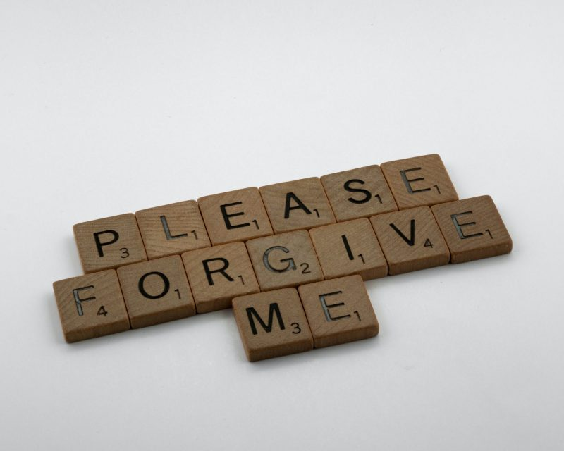 The gift of forgiveness (1.1)